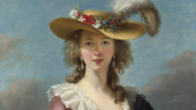 Elisabeth Louise Vigée Le Brun (1755-1842), Self Portrait